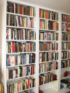 lr shelves