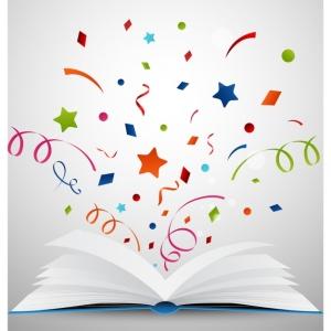 open-book-with-confetti-background_1179-29